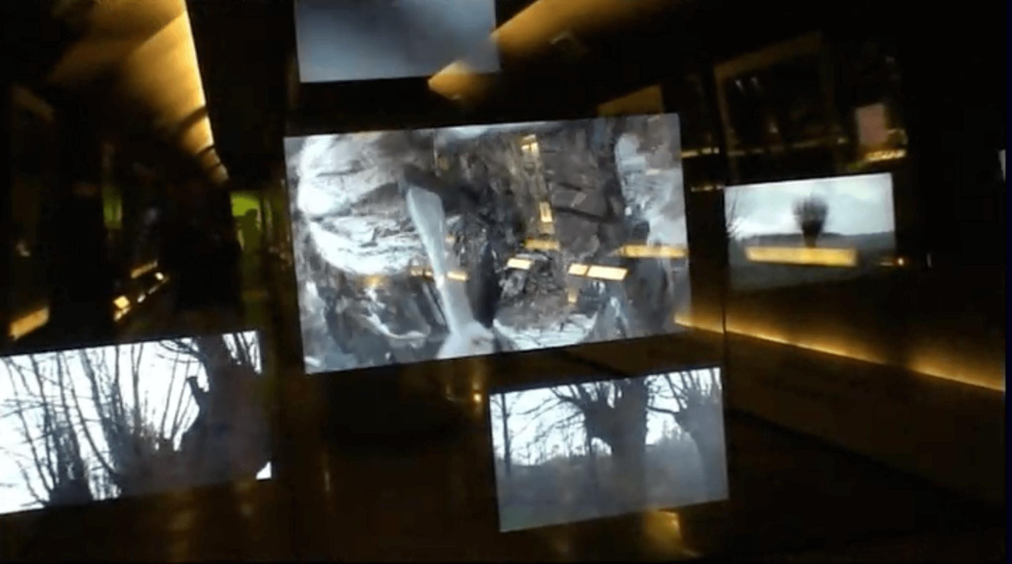 Adam Dudek instalacja muzeum chopina 1