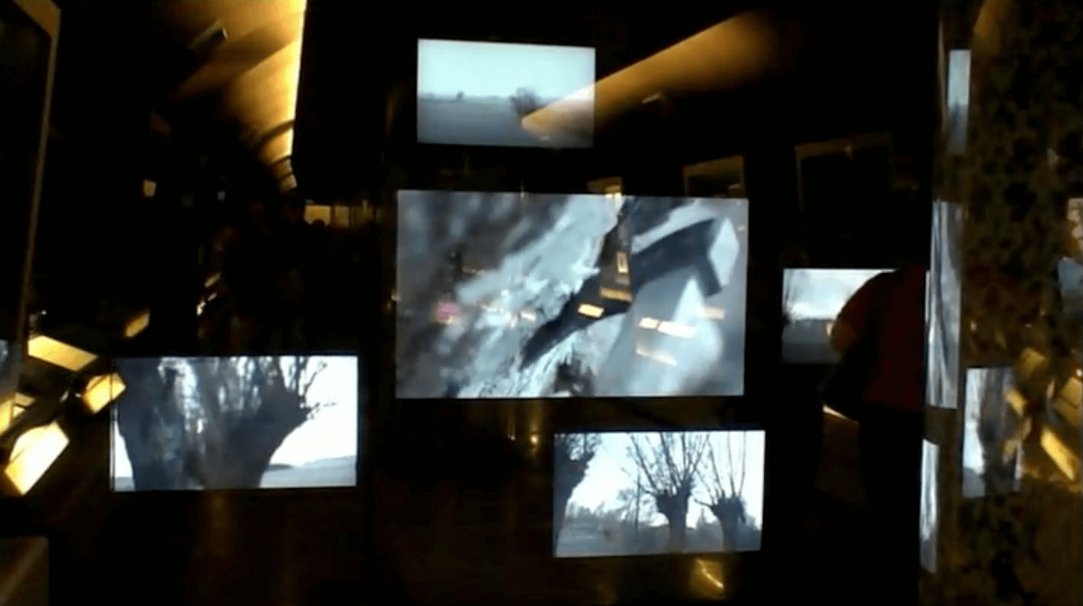 Adam Dudek instalacja muzeum chopina 3
